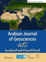 Arabian Journal of Geosciences template (Springer)