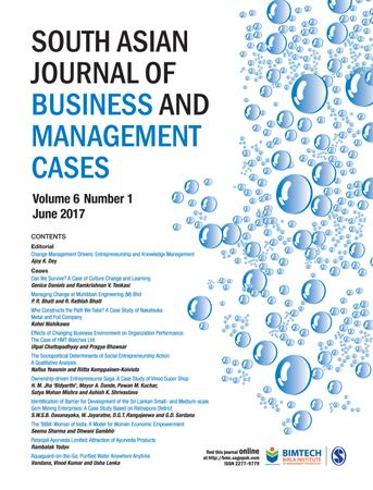 South Asian Journal of Business and Management Cases template (SAGE)