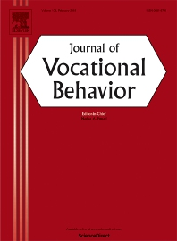 Journal of Vocational Behavior template (Elsevier)