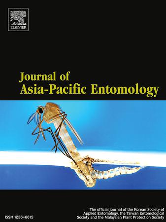 Journal of Asia-Pacific Entomology template (Elsevier)
