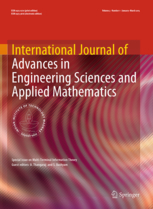 International Journal of Advances in Engineering Sciences and Applied Mathematics template (Springer)
