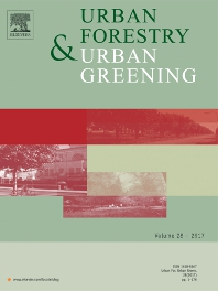 Urban Forestry & Urban Greening template (Elsevier)