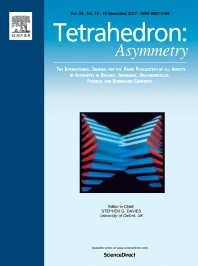 Tetrahedron: Asymmetry template (Elsevier)