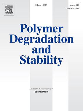 Polymer Degradation and Stability template (Elsevier)