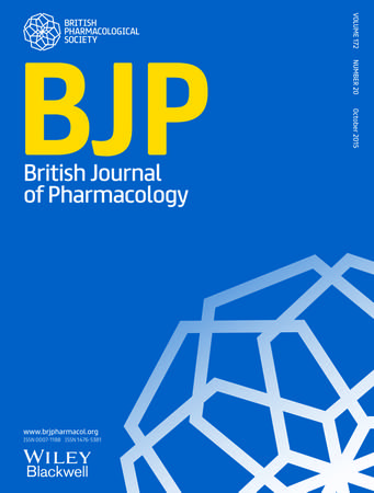 British Journal of Pharmacology template (Wiley)