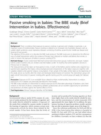 BMC Public Health template (BMC)