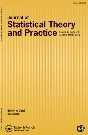 Journal of Statistical Theory and Practice template (Taylor and Francis)