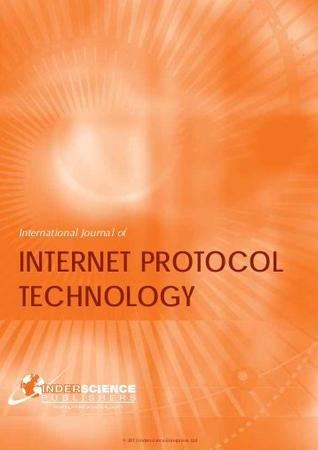 International Journal of Internet Protocol Technology template (Inderscience Publishers)