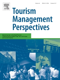 Tourism Management Perspectives template (Elsevier)