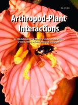 Arthropod-Plant Interactions template (Springer)