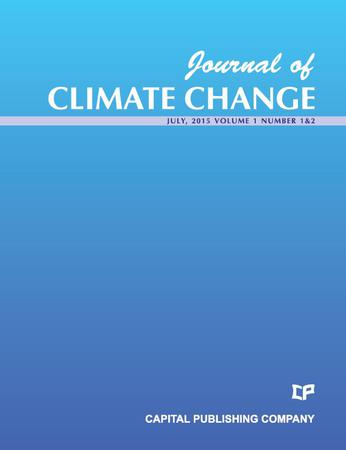 Journal of Climate Change template (IOS Press)