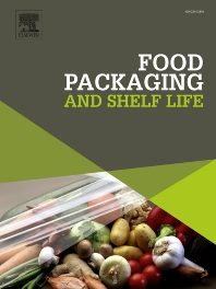 Food Packaging and Shelf Life template (Elsevier)