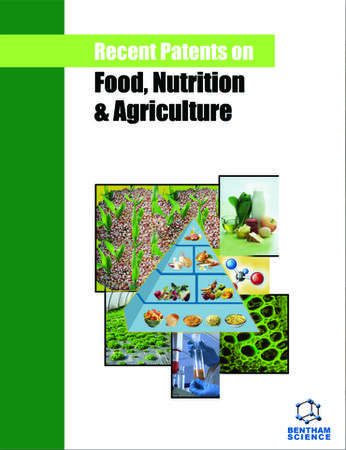 Recent Patents on Food, Nutrition & Agriculture template ( Nutrition & Agriculture)