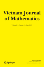 Vietnam Journal of Mathematics template (Springer)