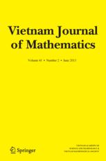 Vietnam Journal of Mathematics template (Springer)