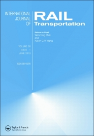 International Journal of Rail Transportation template (Taylor and Francis)