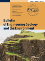 Bulletin of Engineering Geology and the Environment template (Springer)