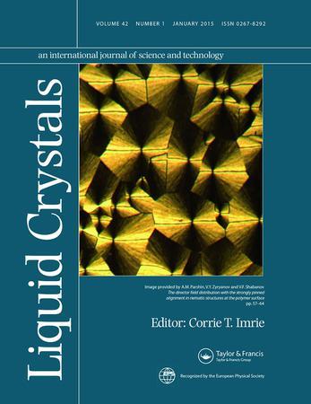 Liquid Crystals template (Taylor and Francis)