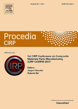 Procedia CIRP template (Elsevier)