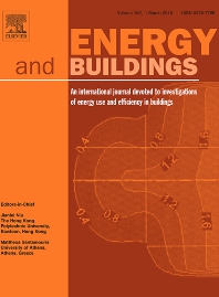 Energy and Buildings template (Elsevier)