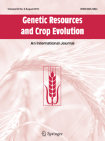 Genetic Resources and Crop Evolution template (Springer)