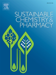 Sustainable Chemistry and Pharmacy template (Elsevier)