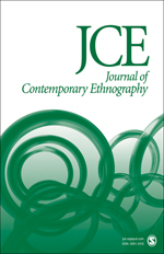 Journal of Contemporary Ethnography template (SAGE)