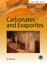 Carbonates and Evaporites template (Springer)