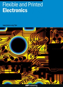 Flexible and Printed Electronics template (IOP Publishing)