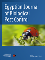 Egyptian Journal of Biological Pest Control template (Springer)