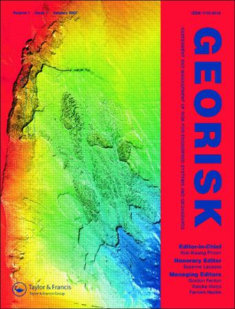 Georisk: Assessment and Management of Risk for Engineered Systems and Geohazards template (Taylor and Francis)