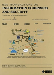 IEEE Transactions on Information Forensics and Security template (IEEE)