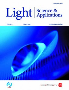 Light: Science & Applications template (Nature)