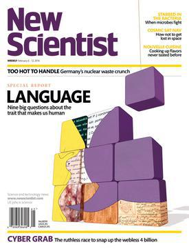 New Scientist template (Elsevier)