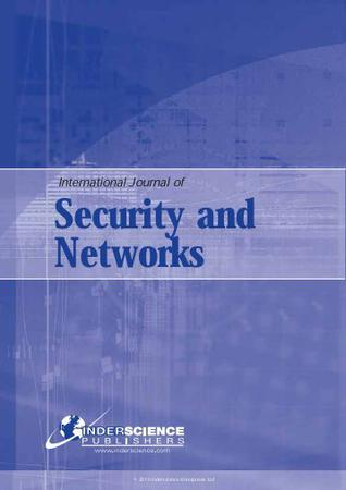 International Journal of Security and Networks template (Inderscience Publishers)