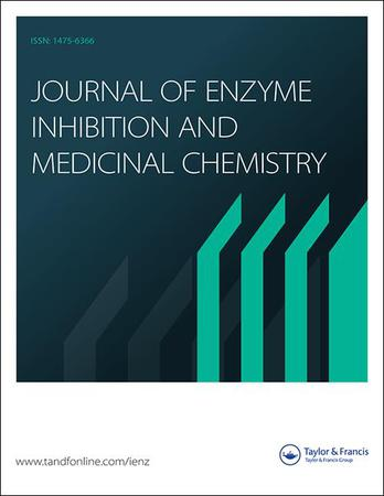 Journal of Enzyme Inhibition and Medicinal Chemistry template (Taylor and Francis)
