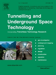Tunnelling and Underground Space Technology template (Elsevier)