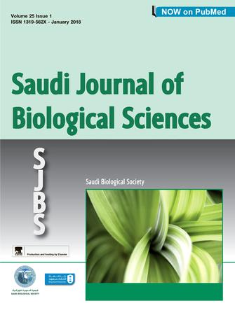 Saudi Journal of Biological Sciences template (Elsevier)