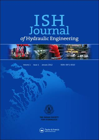 ISH Journal of Hydraulic Engineering template (Taylor and Francis)