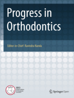 Progress in Orthodontics template (Springer)