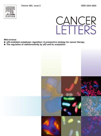 Cancer Letters template (Elsevier)