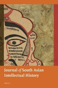 Journal of South Asian Intellectual History template (Brill)