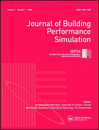Journal of Building Performance Simulation template (Taylor and Francis)