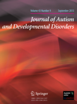 Journal of Autism and Developmental Disorders template (Springer)
