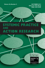 Systemic Practice and Action Research template (Springer)