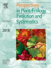 Perspectives in Plant Ecology, Evolution and Systematics template ( Evolution and Systematics)