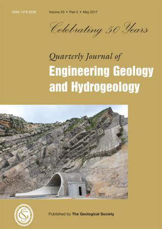 Quarterly Journal of Engineering Geology and Hydrogeology template (Geological Society of London)