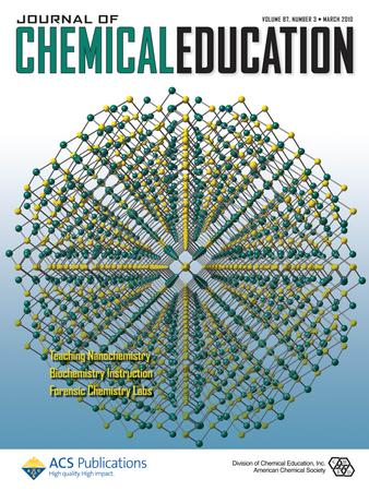 Journal of Chemical Education template (American Chemical Society)