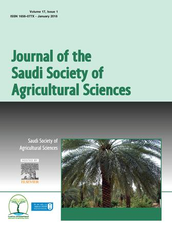 Journal of the Saudi Society of Agricultural Sciences template (Elsevier)