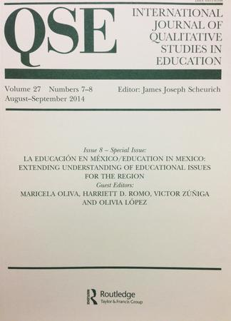International Journal of Qualitative Studies in Education template (Taylor and Francis)